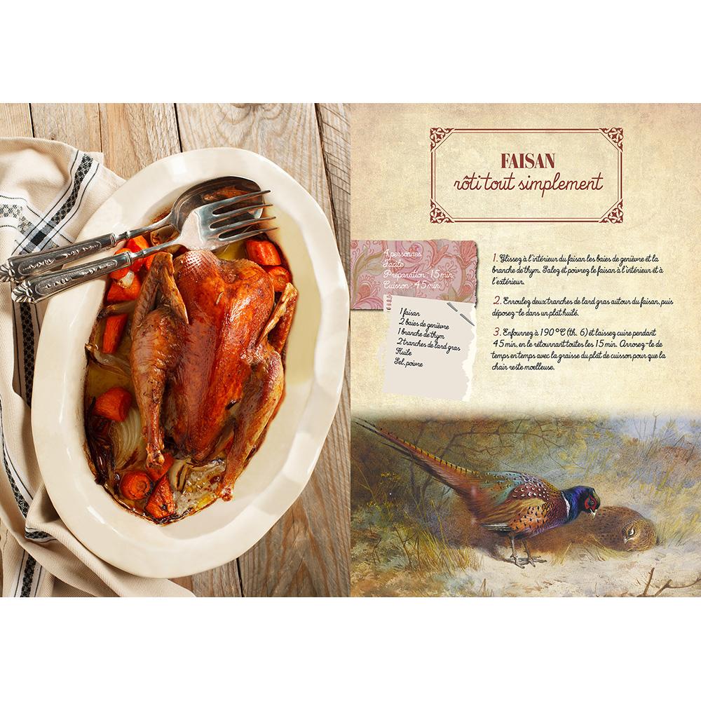 Livre cuisine du gibier achat vente de livre de cuisine - Cuisiner du marcassin ...