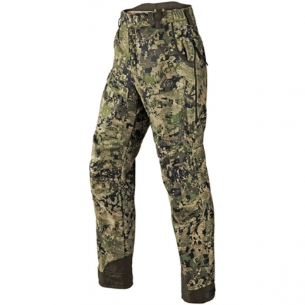 Pantalon Q Fleece camo T46