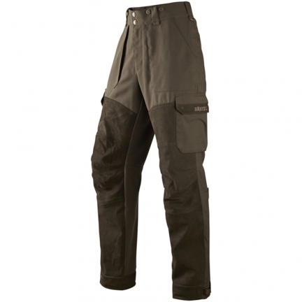 Pantalon Pro Hunter X Leather marron T42