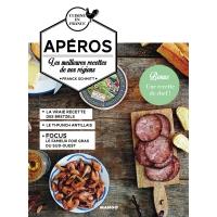 Apéro, Les meilleures recettes de nos régions