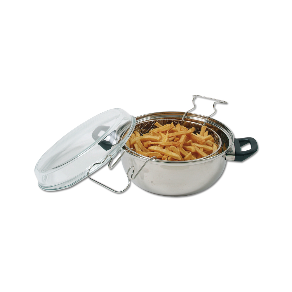 Ducatillon friteuse en acier inoxydable cuisine for Ducatillon cuisine