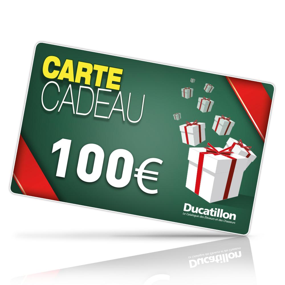 boutiques ducatillon carte cadeau ducatillon 100 euros boutique de vente en ligne. Black Bedroom Furniture Sets. Home Design Ideas