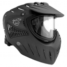 Masque paintball Xray thermal noir