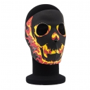 Masque neoprene int�gral type fire skull