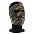 Masque neoprene int�gral type camo