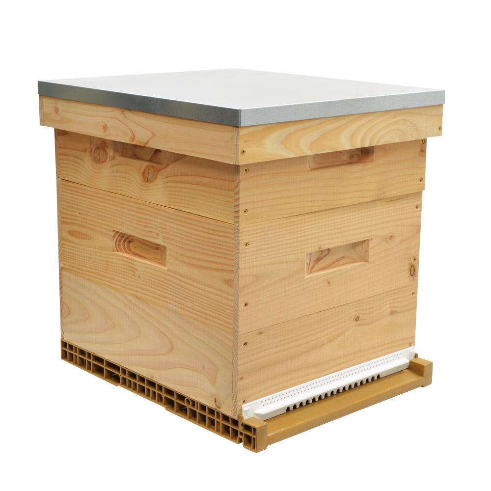ducatillon ruche dadant haut de gamme bois douglas elevage. Black Bedroom Furniture Sets. Home Design Ideas