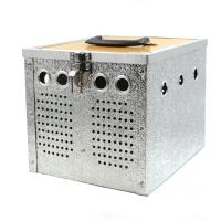 Panier aluminium 2 loges