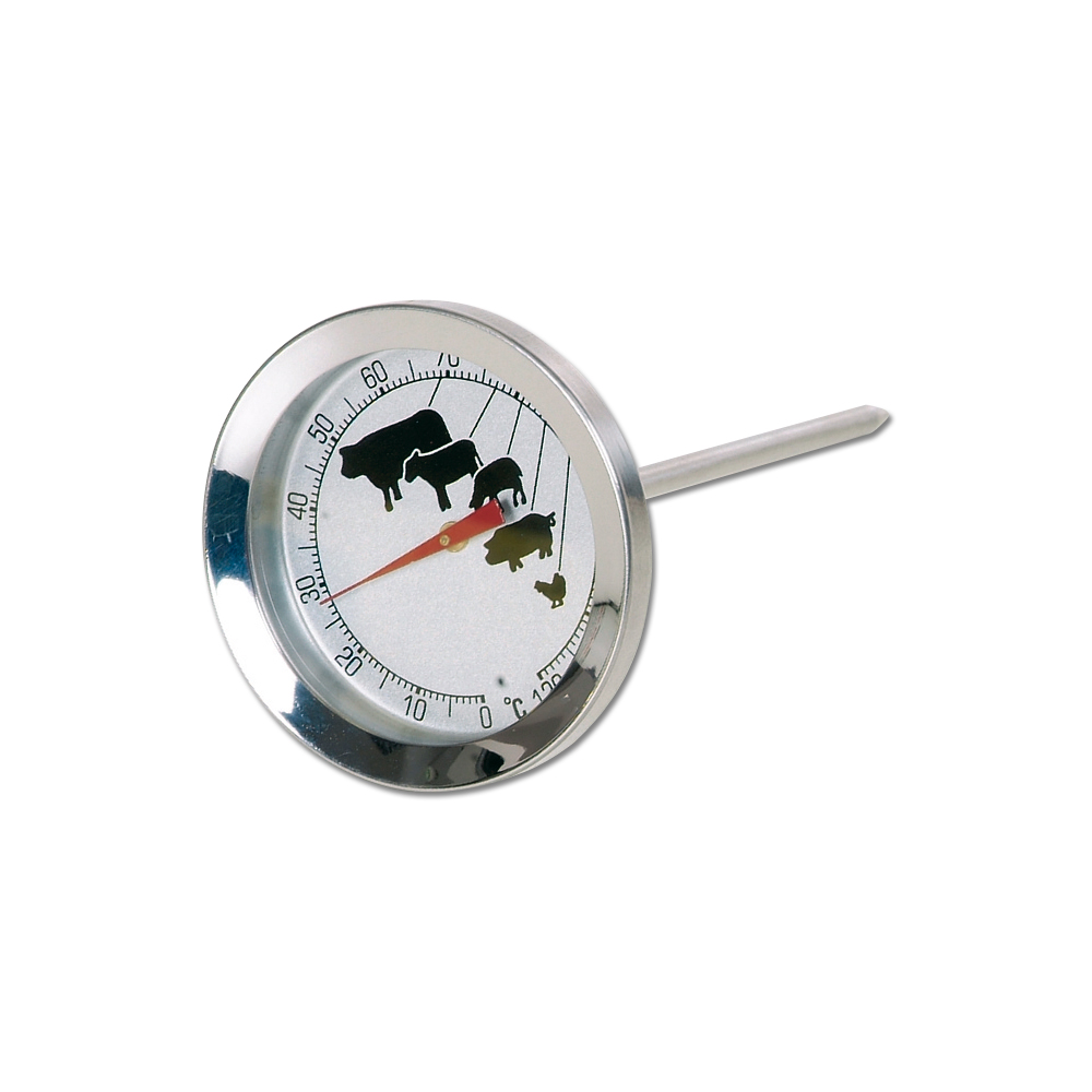 Ducatillon thermom tre sonde de cuisson cuisine - Thermometre de cuisson darty ...