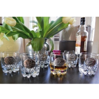 Verres à Whisky (Lot de 6)