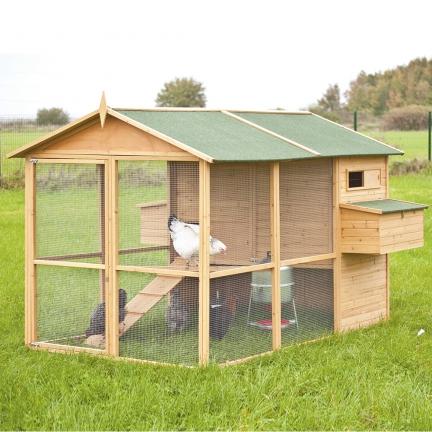 Le terrier des lapins afficher le sujet besoin for Cage exterieur pour lapin
