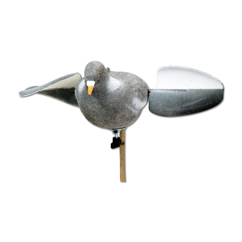 ducatillon appelant pigeon floqu ailes tournantes chasse. Black Bedroom Furniture Sets. Home Design Ideas