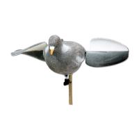Appelant pigeon floqué à ailes tournantes