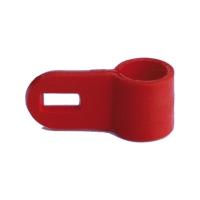 Bague d'attelage pilet siffleur plastique