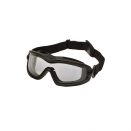Masque de protection airsoft transparent