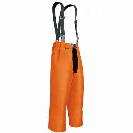 Cuissard Super Splash orange M