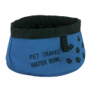 Ecuelle de voyage 'Pet travel water bowl'