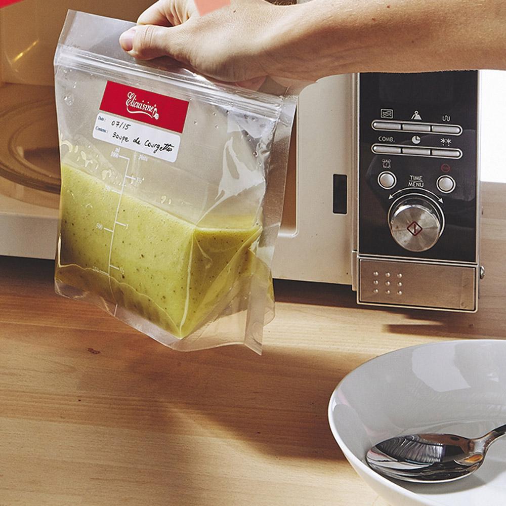 ducatillon sacs soupe sauce lot de 15 cuisine. Black Bedroom Furniture Sets. Home Design Ideas