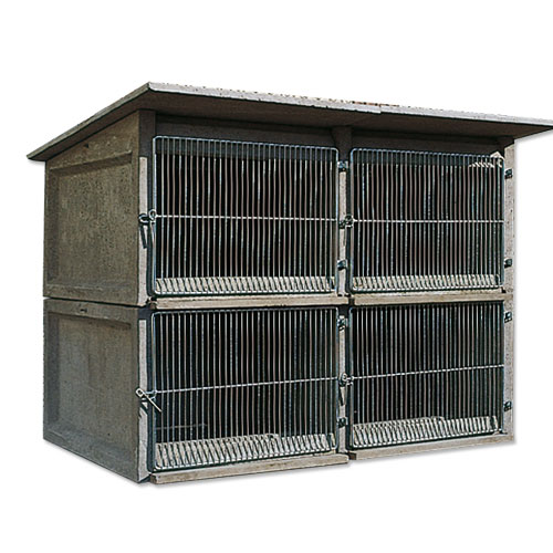 Clapier lapin beton neuf trouvez le meilleur prix sur voir avant d 39 acheter - Clapier lapin beton ...