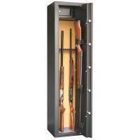 INFAC: 7 armes avec lunette + coffre intérieur