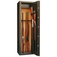 INFAC: 10 armes avec lunette + coffre intérieur