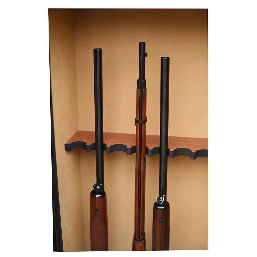 ducatillon infac 14 armes avec lunette serrure lectronique coffre tag res chasse. Black Bedroom Furniture Sets. Home Design Ideas