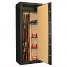 Infac: 18 armes avec lunette + coffre intérieur + étagères