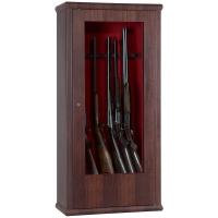 INFAC: Vitrée 12 armes avec lunette + coffre intérieur