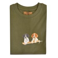Tee-shirts Enfant Chiens Bartavel®