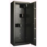 INFAC: 16 compartiments (clés différentes)+porte principale(serrure électronique)