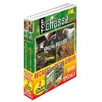 Coffret DVD :  Bécasse & Petit Gibier