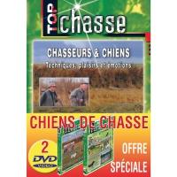 Coffret DVD : Chasseurs et chiens & Du chiot au champion