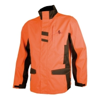 Veste anti-ronce orange fluo enfant Somlys®