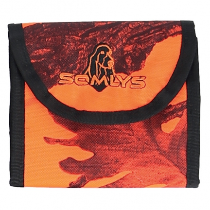 Pochette camo orange fire 10 balles