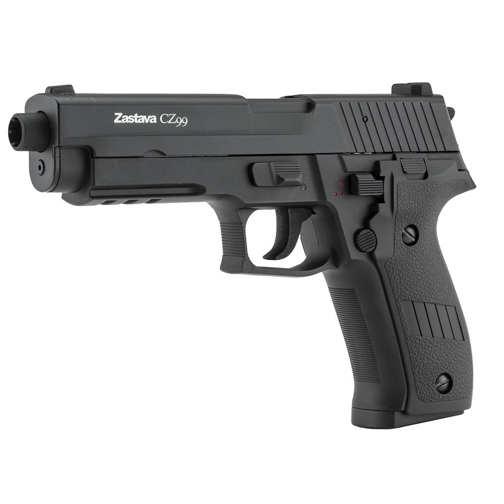 ducatillon pistolet lectrique cz99 tir de loisir. Black Bedroom Furniture Sets. Home Design Ideas