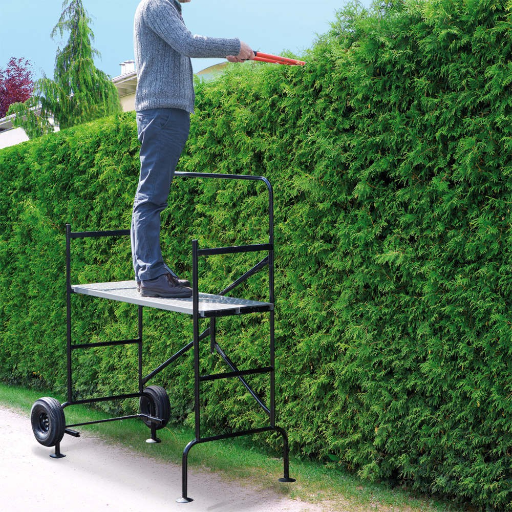 ducatillon mini echafaudage jardin. Black Bedroom Furniture Sets. Home Design Ideas
