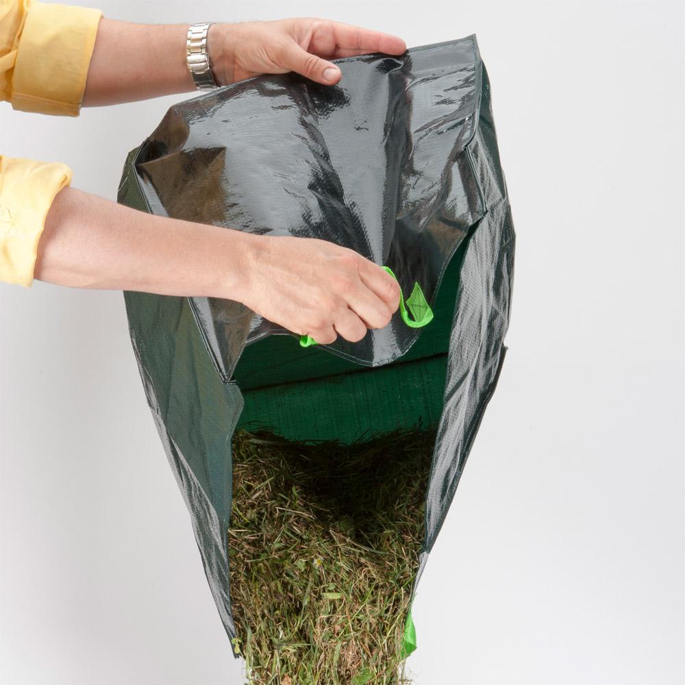 ducatillon sacs de jardin avec poign es lot de 3 jardin. Black Bedroom Furniture Sets. Home Design Ideas