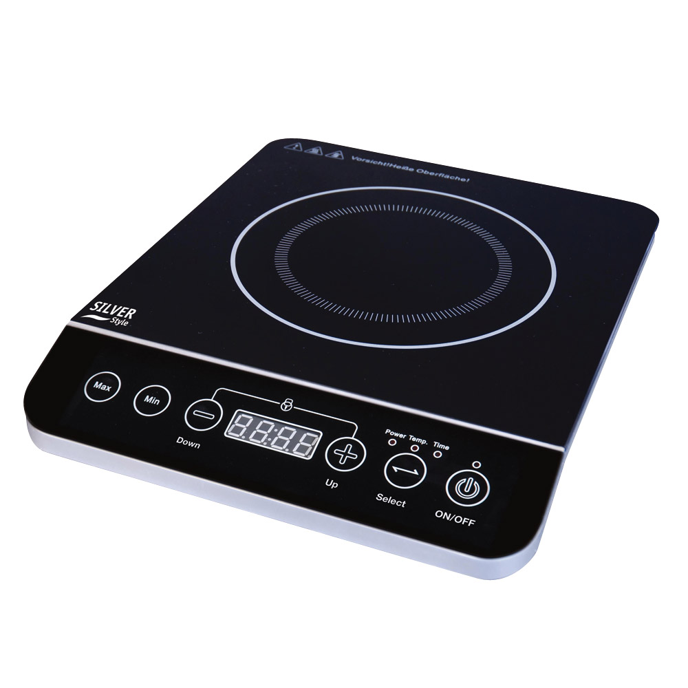 Ducatillon plaque induction simple cuisine - Batterie de cuisine pour plaque a induction ...