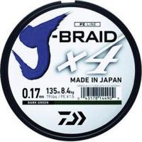 Tresse J braid 4 brins