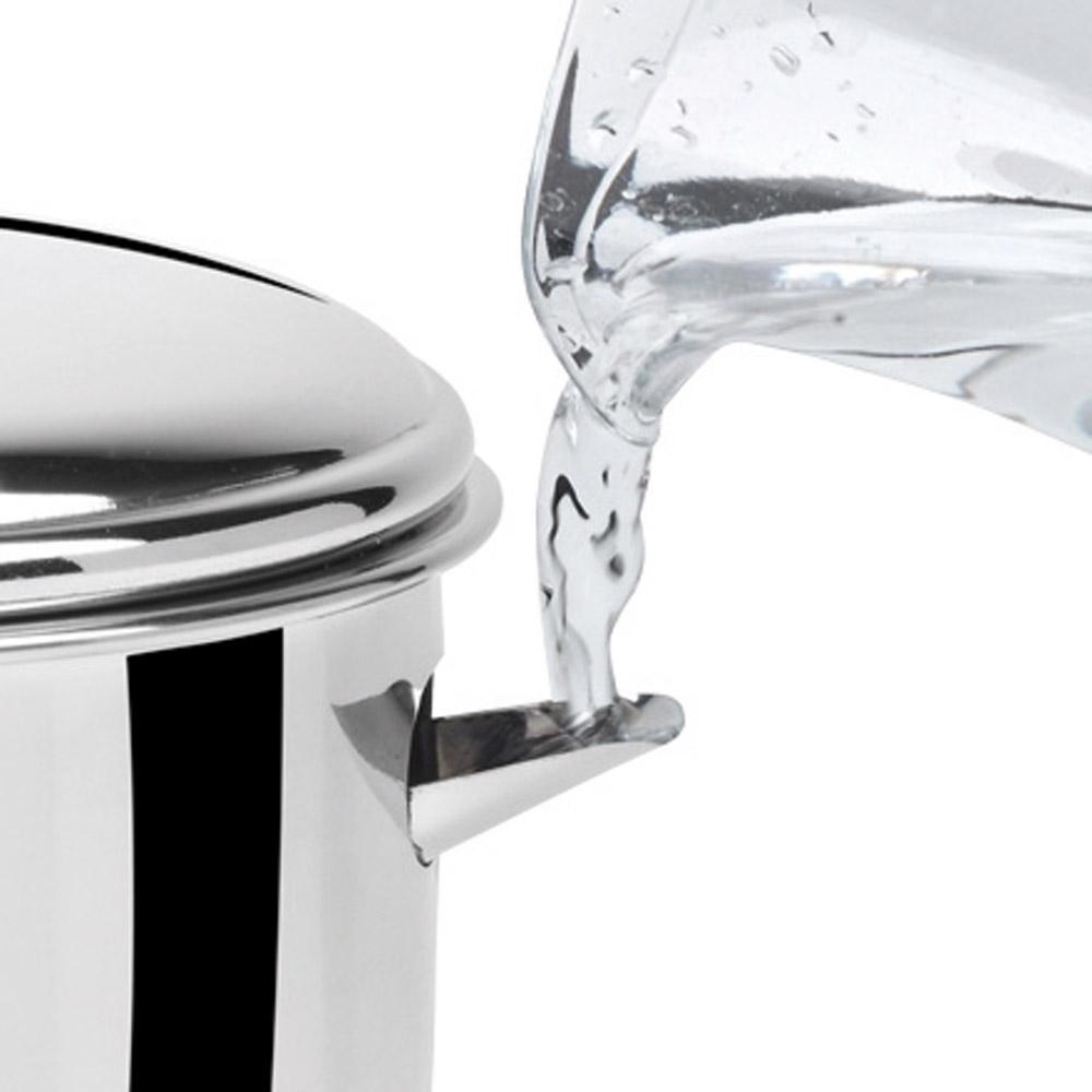 Ducatillon casserole bain marie 16 cm avec couvercle cuisine - Casserole a bain marie ...