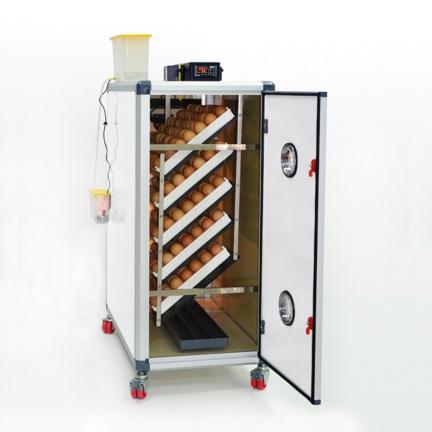 Couveuse automatique 350 oeufs Ducat 350-AVXH 100% incubation