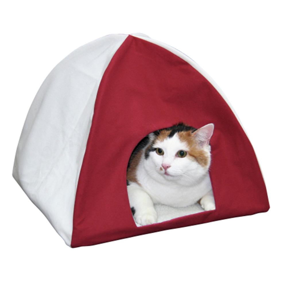 chiens ducatillon belgique tente pour chat 39 tipi 39 boutique de vente en ligne. Black Bedroom Furniture Sets. Home Design Ideas
