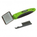 Brosse douce pour chat