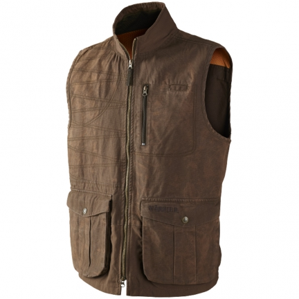 Gilet PH Range sable T54
