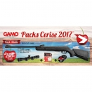 Pack carabine air comprimé Gamo® ADULTE 2017