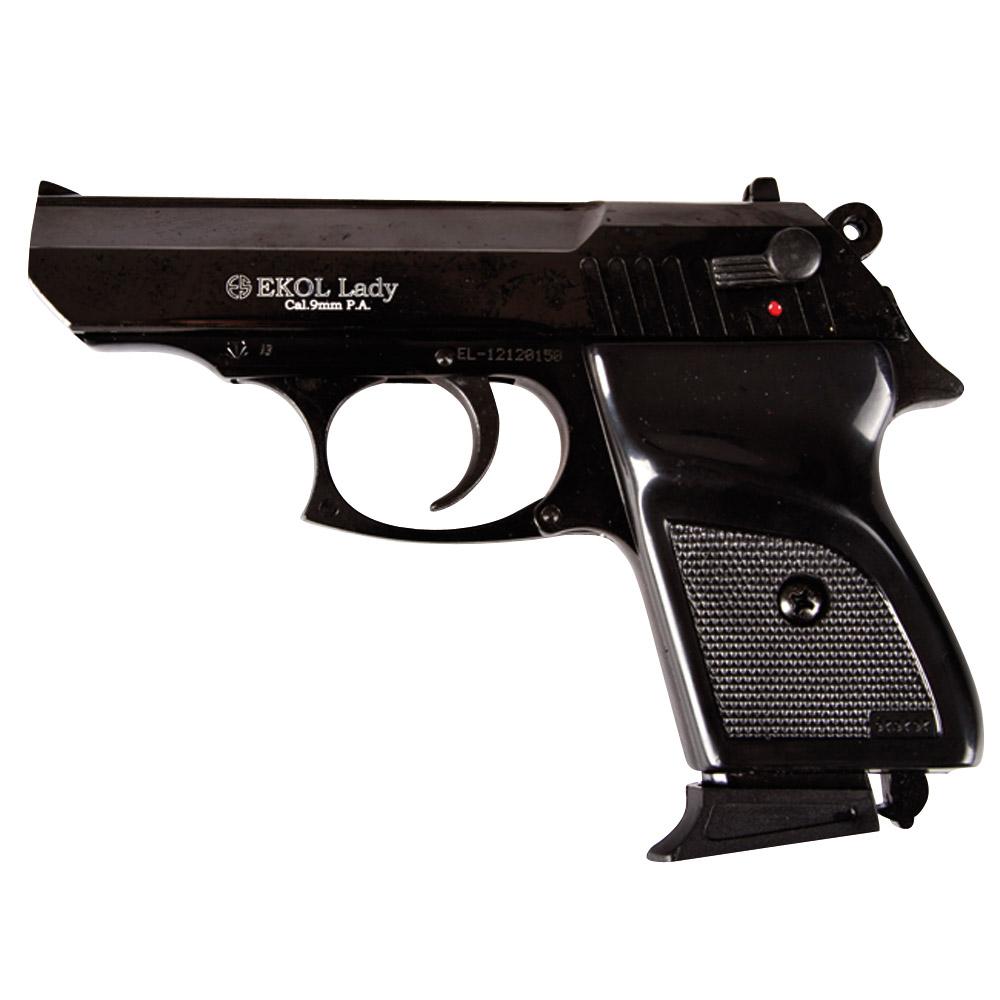 ducatillon pistolet d 39 alarme ekol lady s curit auto d fense. Black Bedroom Furniture Sets. Home Design Ideas
