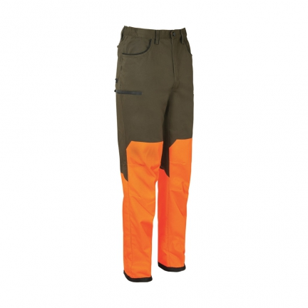 Pantalon Traque Superpant Rapace kaki/orange48