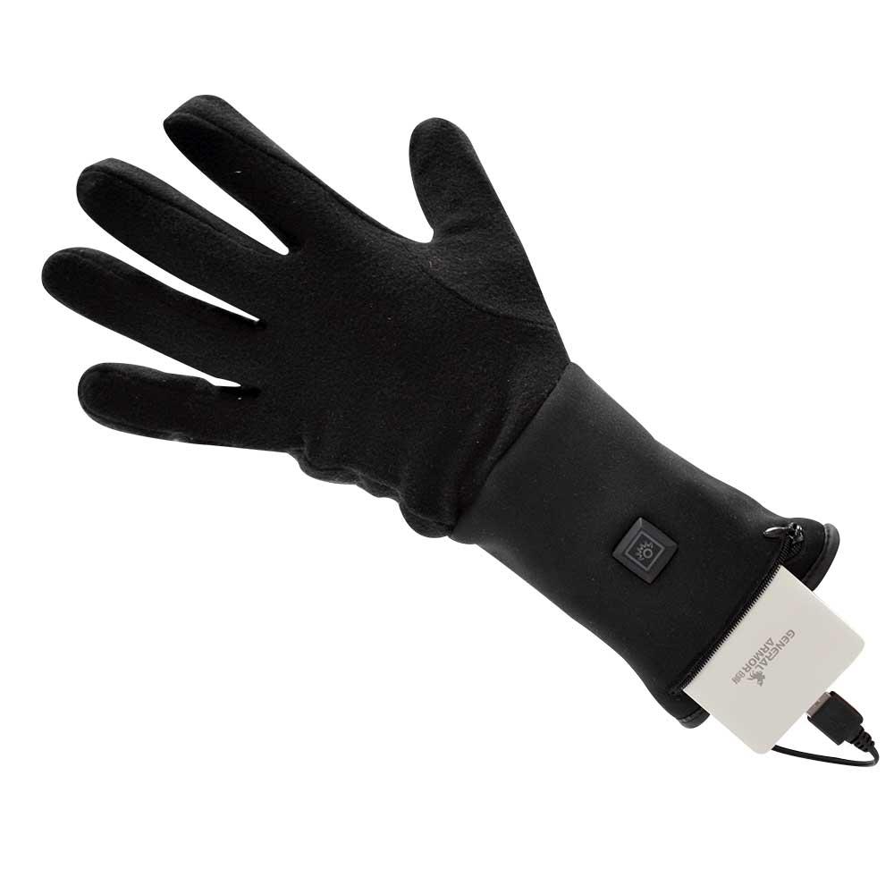 ducatillon gants chauffants sur batterie chasse. Black Bedroom Furniture Sets. Home Design Ideas