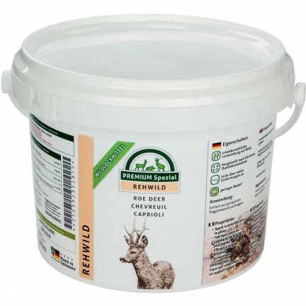 Attractant Chevreuil Premium 750g