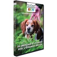 DVD  Du Dressage à la Chasse, L'Epagneul Breton