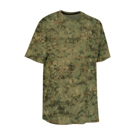Tee-shirt Snake Forest S